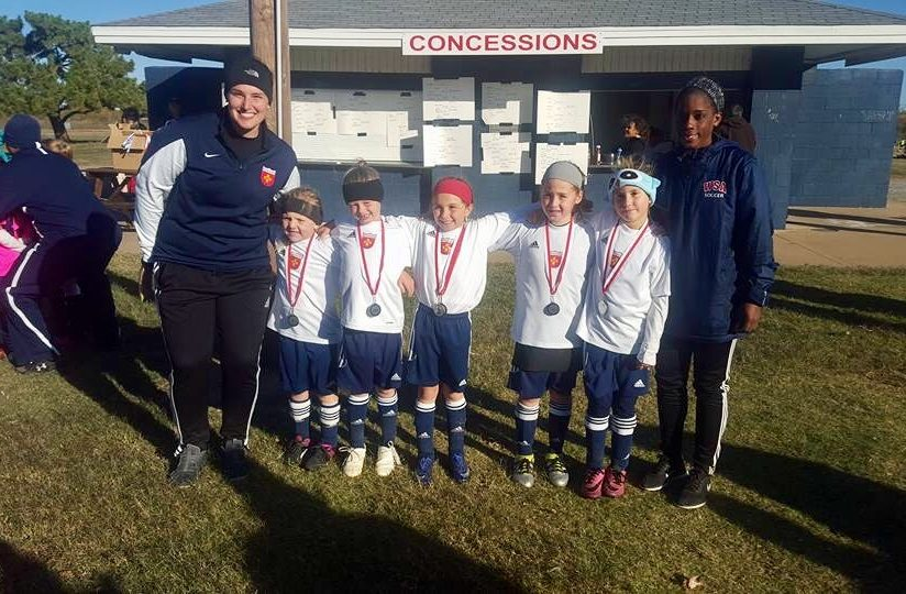 Claremore WSA 09 Girls ACS Runner up