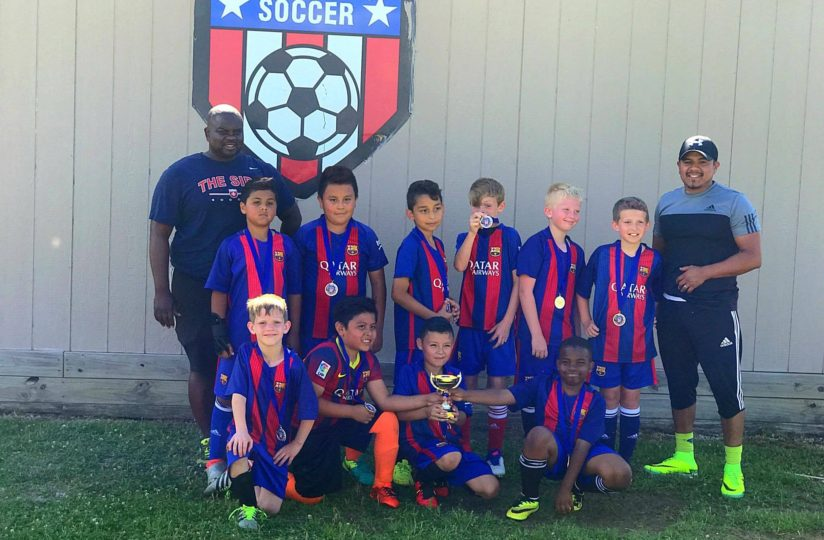 Claremore Bullets U10 Boys Claremore Invitational Champions