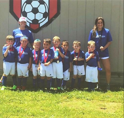 Claremore Stealth U6 Boys